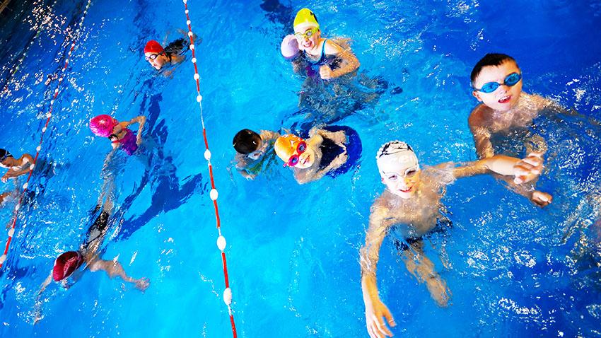 Youth Swim Teams