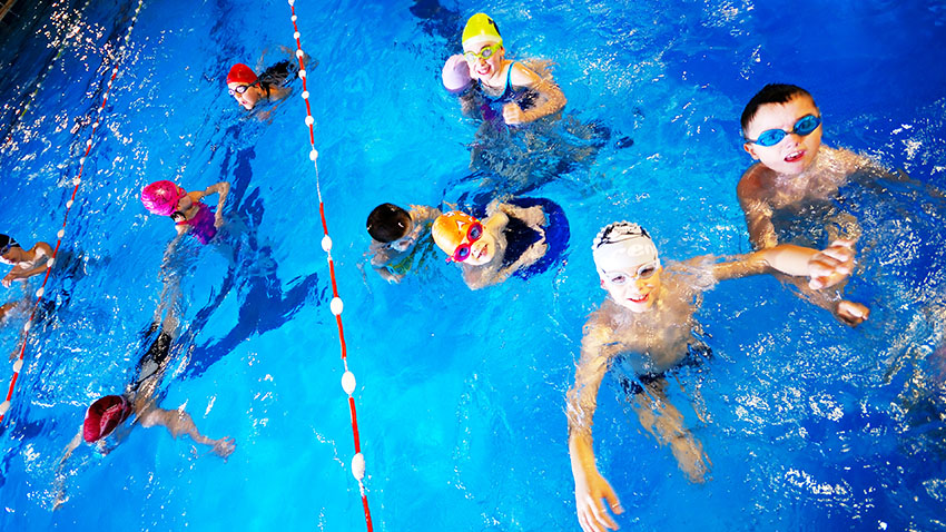 Youth Swim Teams