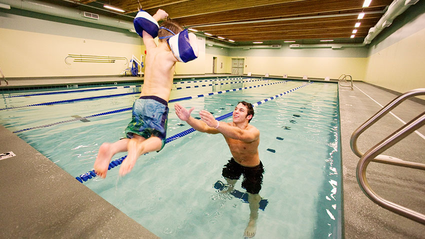 Private & Semi-Private Adult and Youth Swim Lessons
