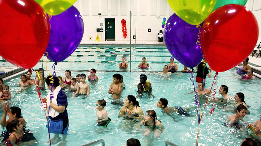 Pool Parties & Rental