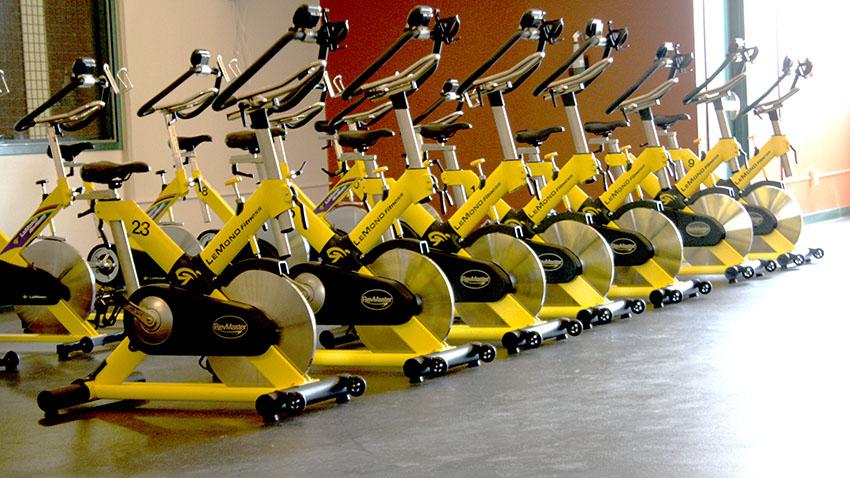 Cycle Spin Studio at The Alaska Club South