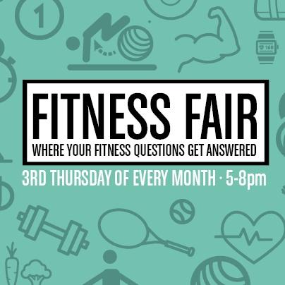 Fitness Fair
