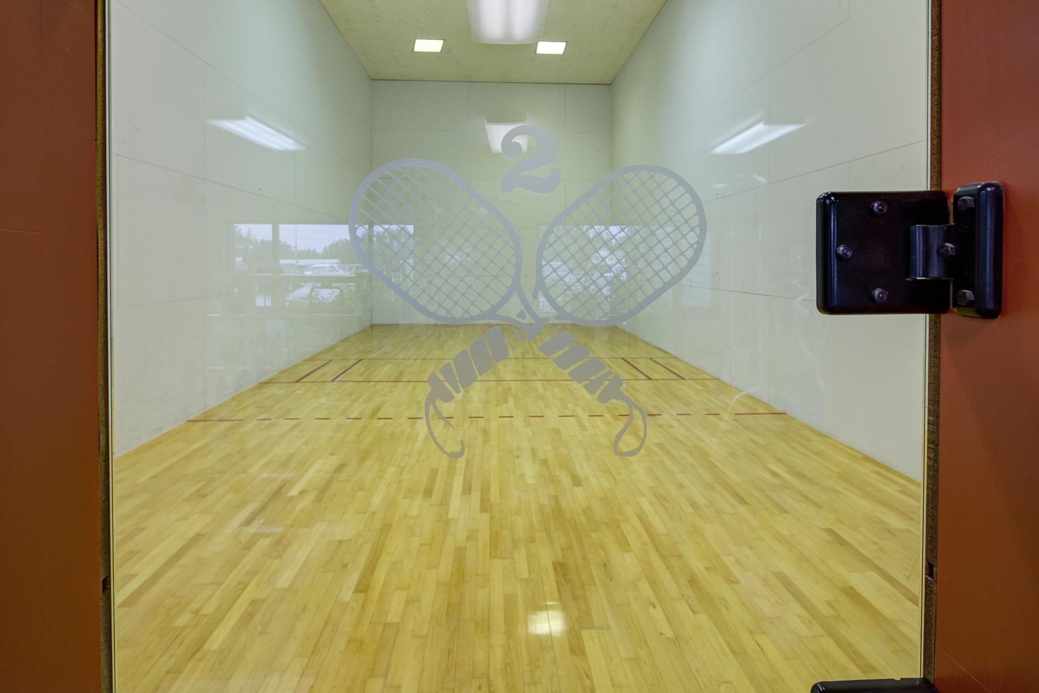 The Alaska Club Racquetball