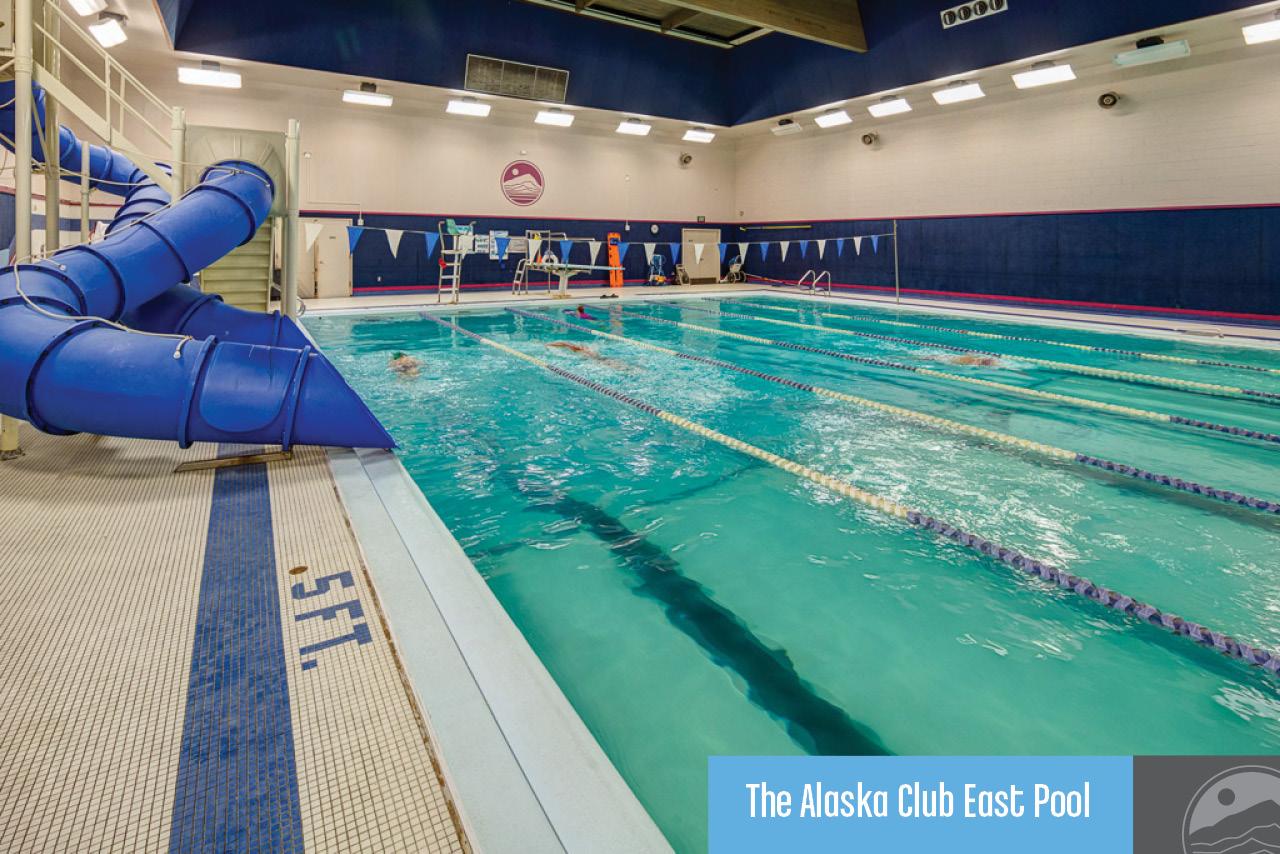 The Alaska Club East Pool
