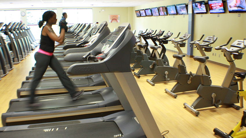 Gym In East Anchorage Ak Health Clubs Best Fitness Center