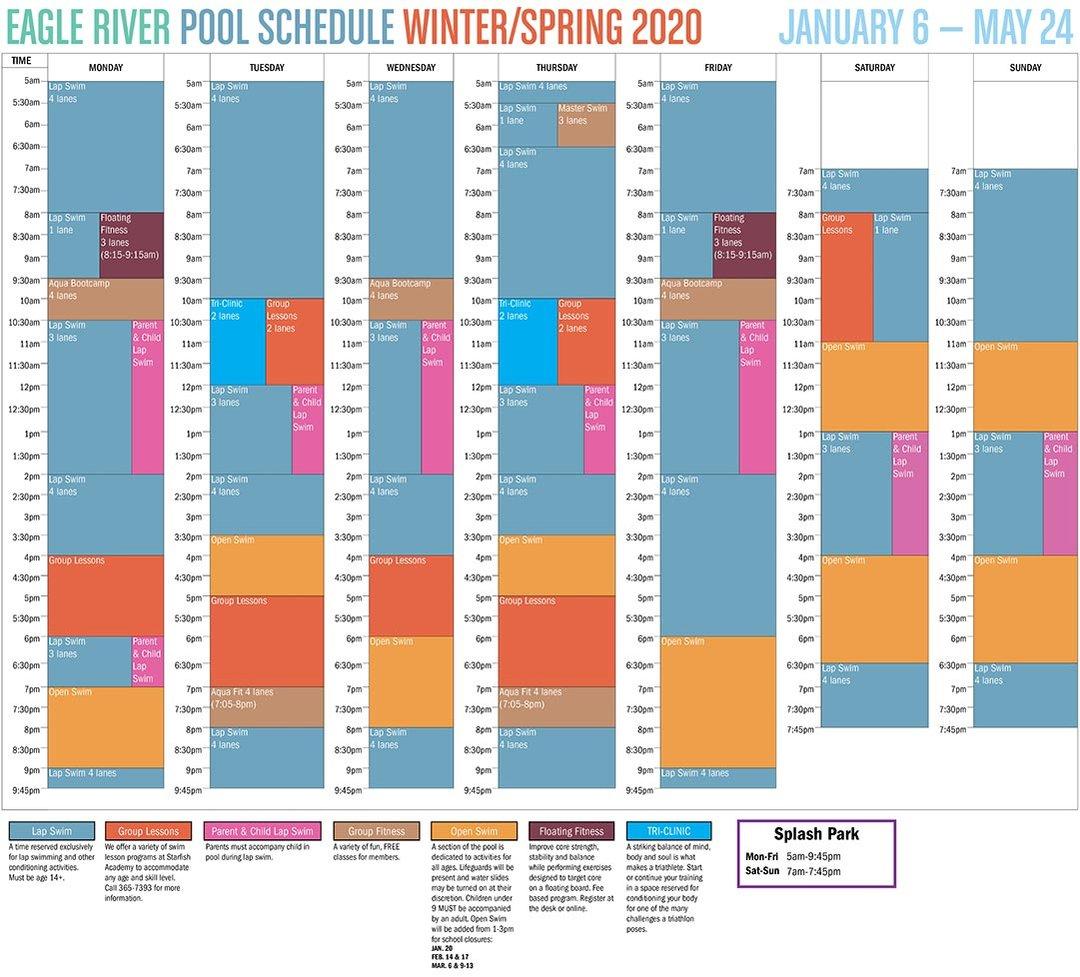 ER POOL Schedule [WEB]