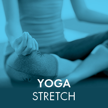 Card #4141 January Pop Up Classes 2020 Yoga Stretch