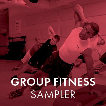 Group Fitness - Pop Up Class