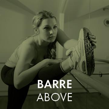 Barre Above - Pop Up Class