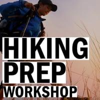 Hiking Prep Workshop