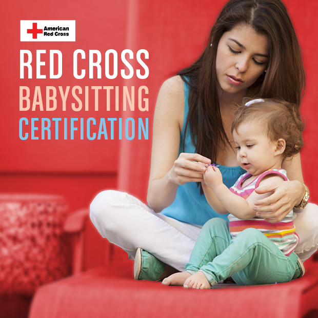 Card #4379 Red Cross Babysitting Web Page