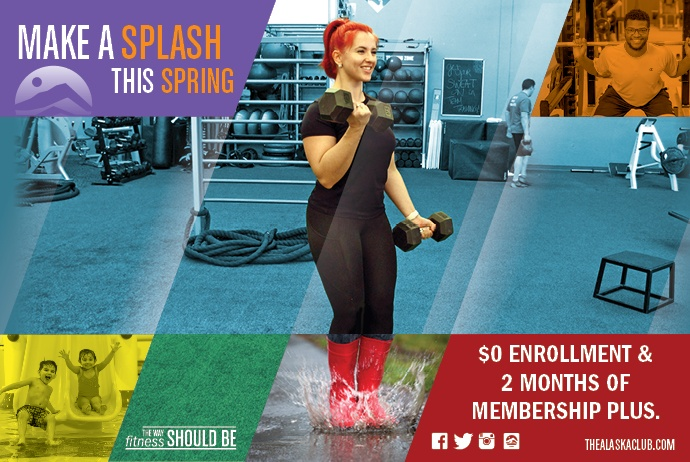 Make A Splash This Spring