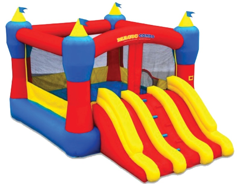 Bouncy House parties at The Alaska Club