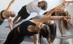 Hot Flow Yoga Class