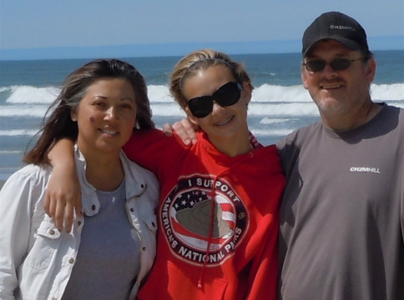Shelly Woodke & Family