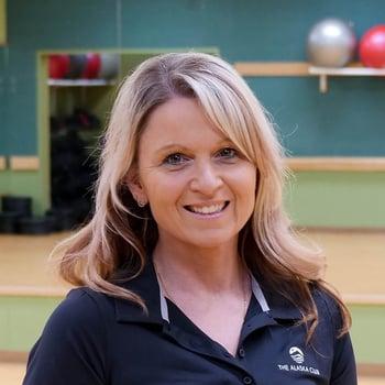 Fitness Director Stephanie