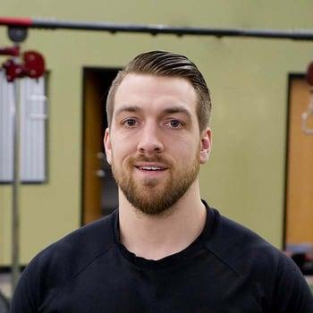 Fitness Director Travis
