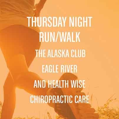 Thurday Night Run and Walk