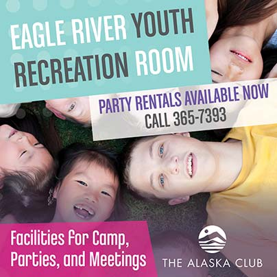Eagle River Youth Recreation Room