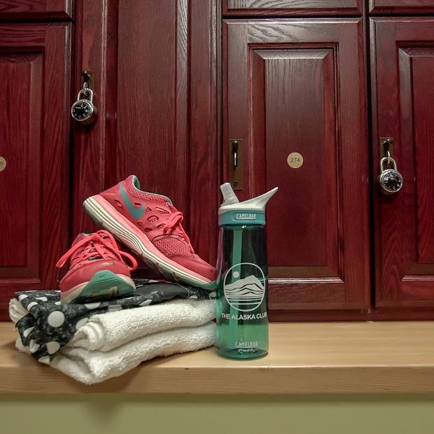 Fairbanks Locker Room Update
