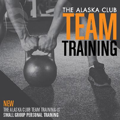 The Alaska Club Team Training
