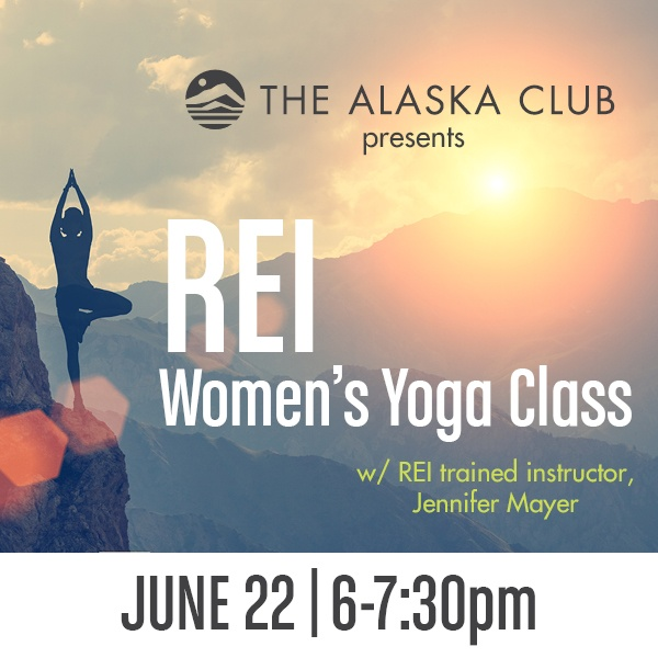 REI Womens Yoga Class