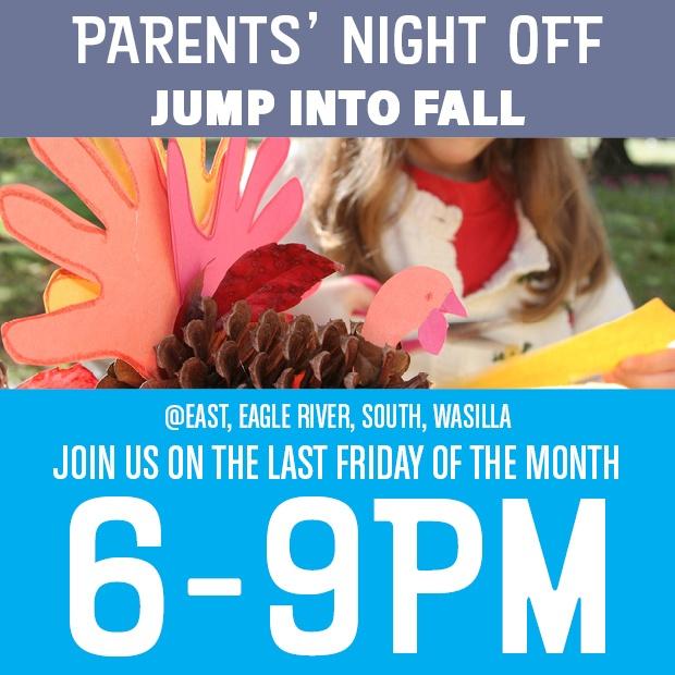 September Parents' Night Off