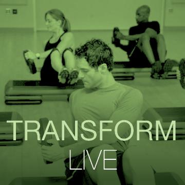 Transform LIVE