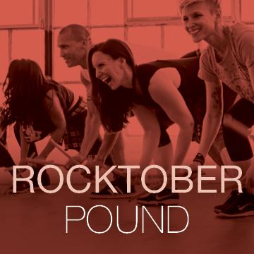 Rocktober Pound at Eagle River
