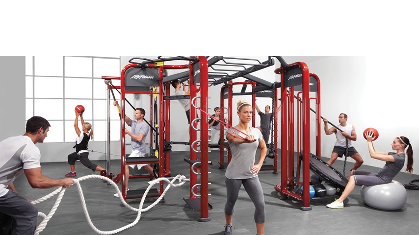 Lifefitness at West