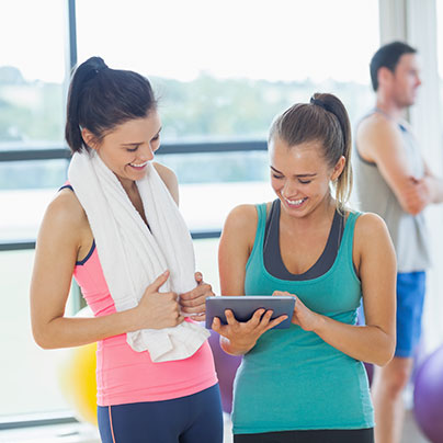 Group Fitness Schedules