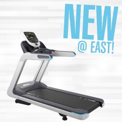 New Treadmills at East