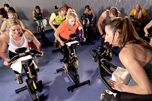 FREE Group Cycle class at The Alaska Club