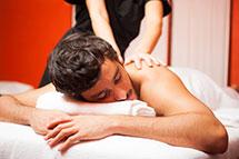 Tanning and Massage