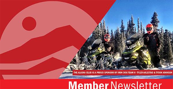 The Alaska Club Newsletter 2019 February
