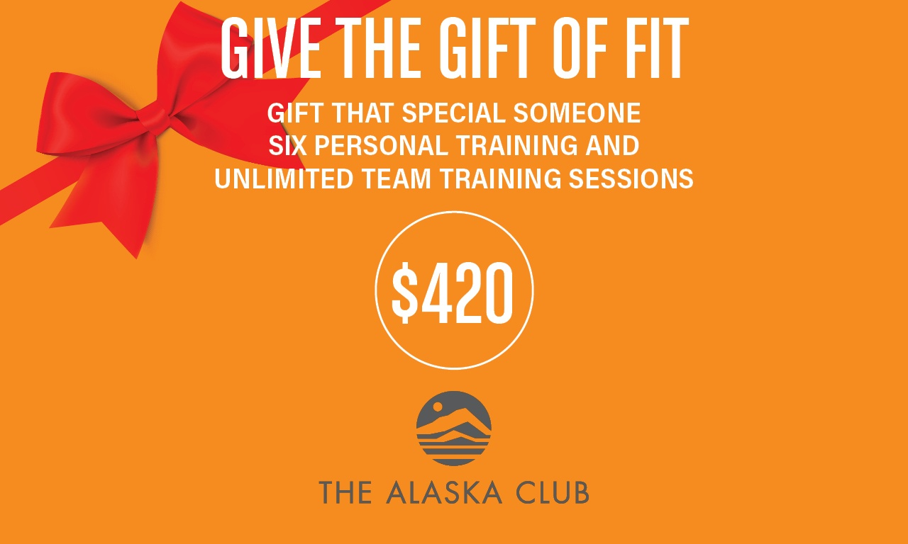 Give the gift of FIT