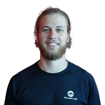 Zach Ferntheil, personal trainer