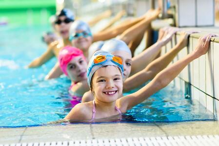 Gym Member Ship Offer - Kids Swimming