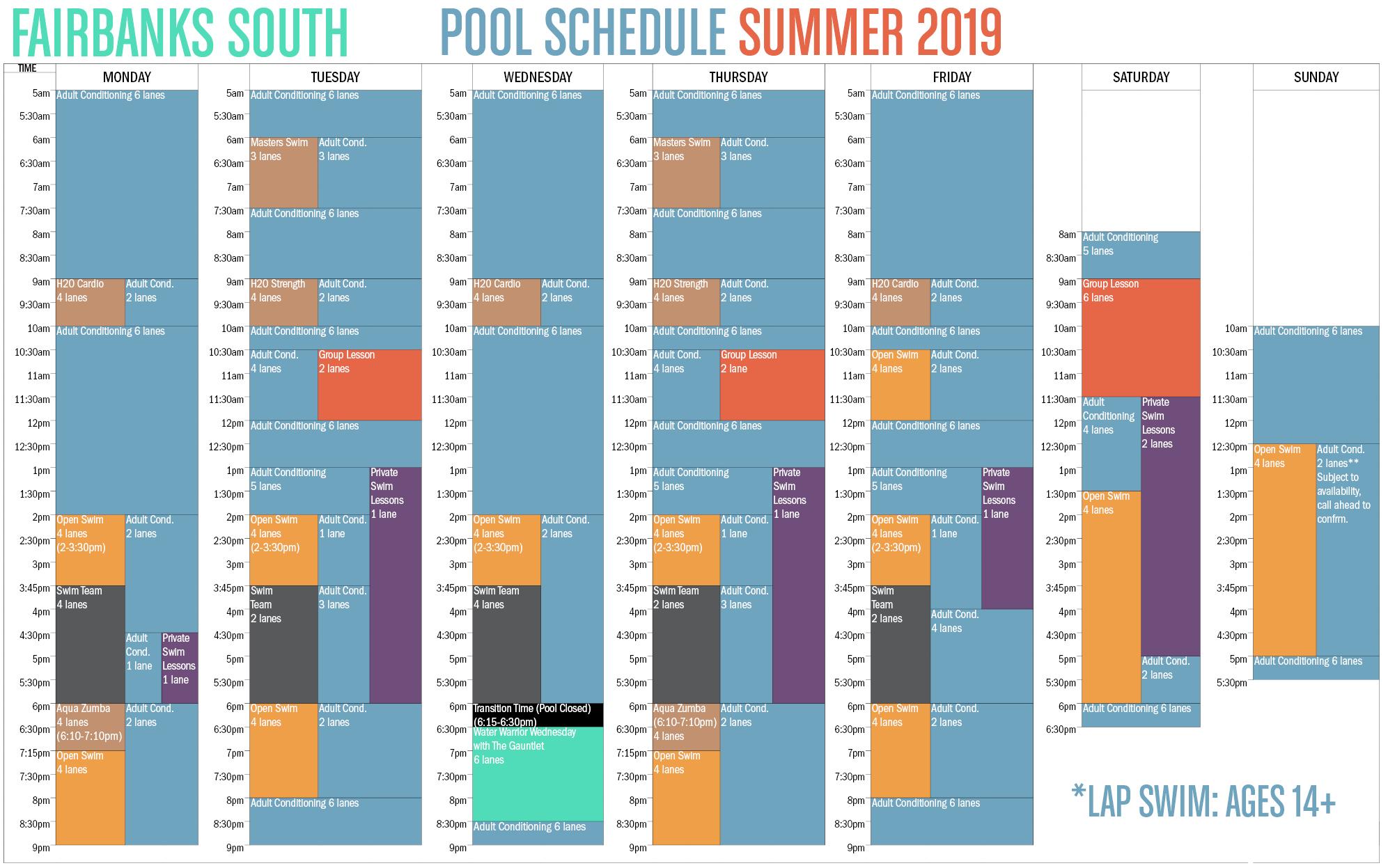 Q3 Summer Fairbanks Pool