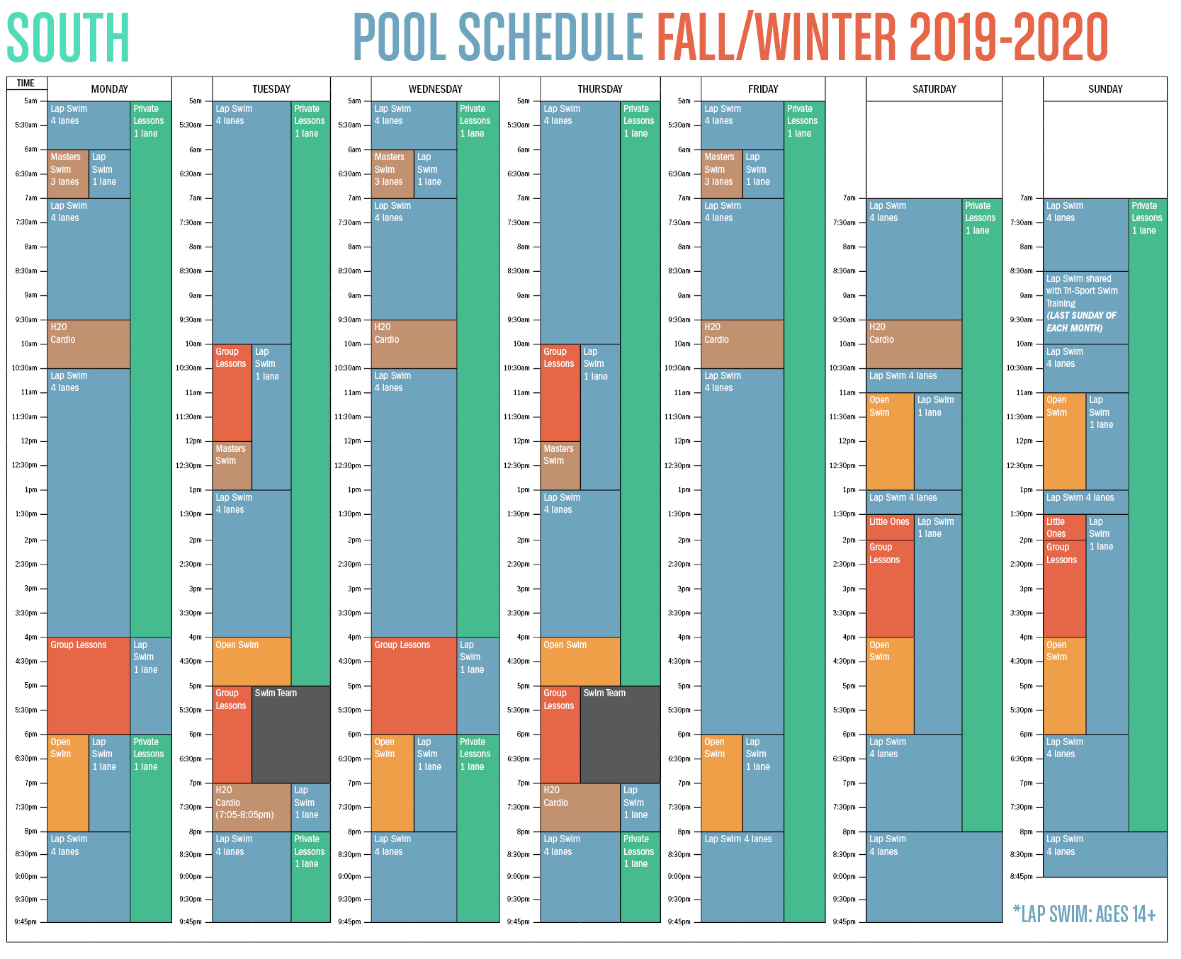 Q4-Q1 Fall-Winter South Pool Schedule [WEB]