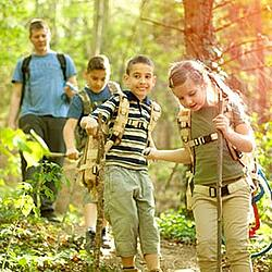 Summer Fun Camp outdoor adventures