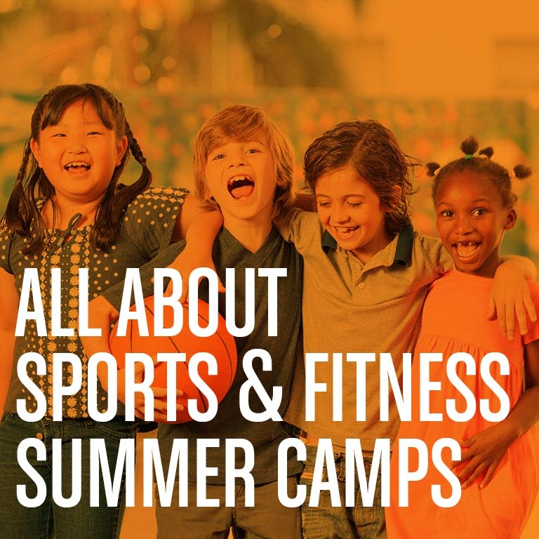 All About Sports and Fitness Summer Camps