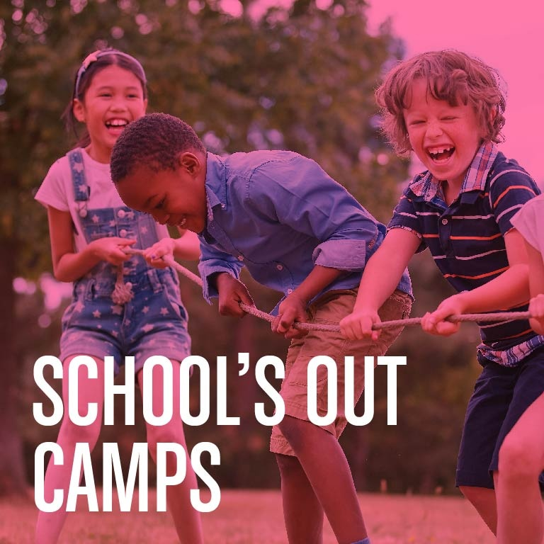 school's out break camp