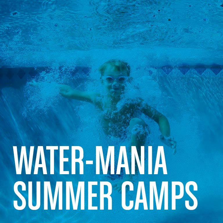water mania summer camps
