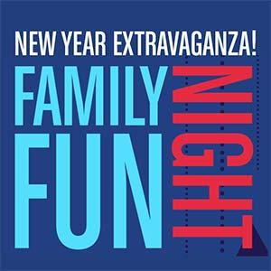 Family Fun Night - January