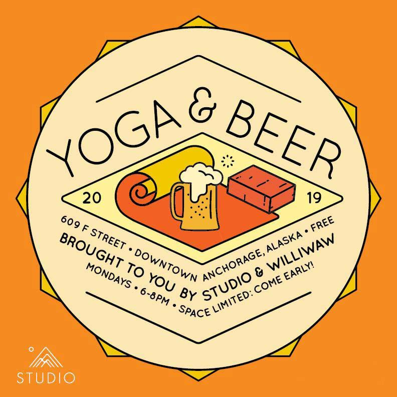 Yoga and Beer & Williwaw Social