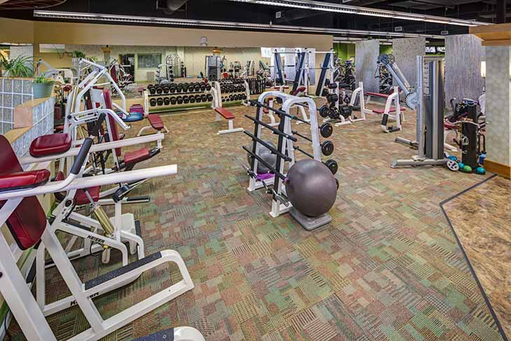 Anchorage women s fitness club gym near me alaska
