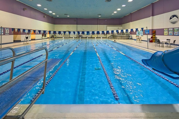 Fairbanks South Pool