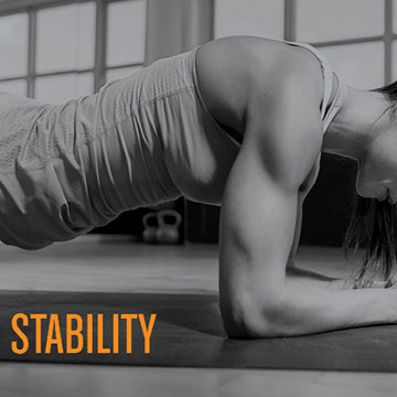 Stability - Team Training