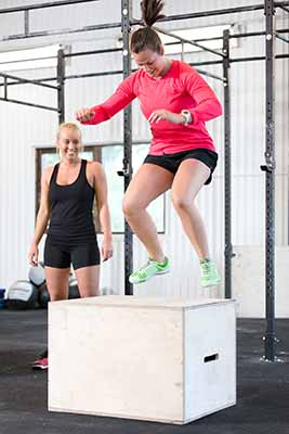 Plyometric Get Your Jump On